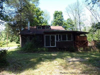 New Paltz Single Family Home For Sale: 38 N Ohioville Road
