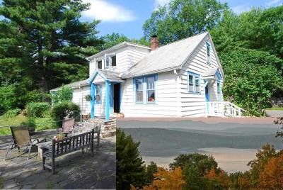 Woodstock Single Family Home Fully Executed Contract: 514 Ohayo Mountain Road