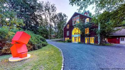 Woodstock NY Single Family Home For Sale: $1,499,000