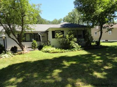 Ellenville Single Family Home For Sale: 8 Sandra Street