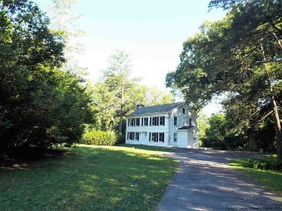 Saugerties Single Family Home For Sale: 120 Malden Turnpike