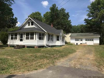 Napanoch Single Family Home Fully Executed Contract: 348 Route 55