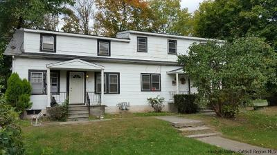 Multi Family Home For Sale: 1732 Route 9w