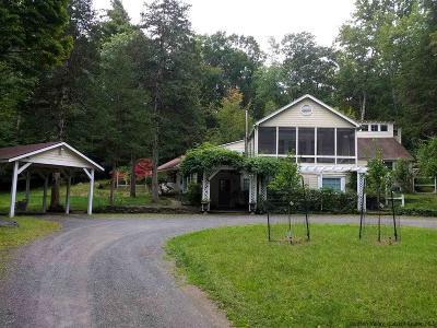 Woodstock NY Rental For Rent: $2,700