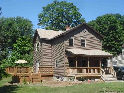 Saugerties Single Family Home For Sale: 506 Glasco Turnpike