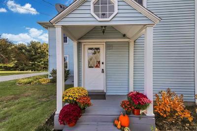 Marlboro Single Family Home For Sale: 5 Center Street
