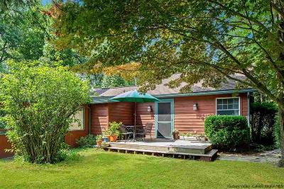 Saugerties NY Single Family Home Fully Executed Contract: $299,900