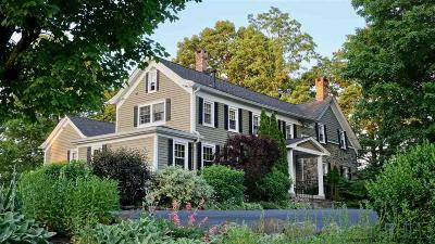 New Paltz NY Single Family Home Fully Executed Contract: $1,000,000