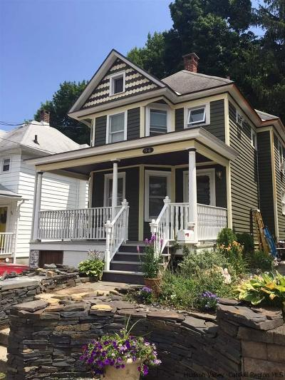 Kingston Single Family Home For Sale: 94 E. Chester St