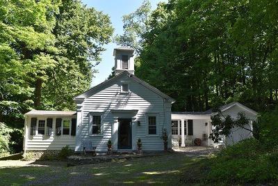 Rhinebeck Single Family Home For Sale: 99 Salisbury Tpke.