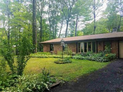Woodstock NY Single Family Home Fully Executed Contract: $340,000