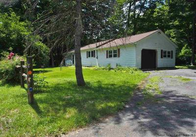 West Shokan Single Family Home Fully Executed Contract: 498 Watson Hollow Road