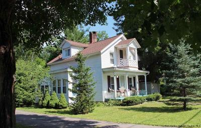 Delaware County Single Family Home Fully Executed Contract: 53945 State Highway 30