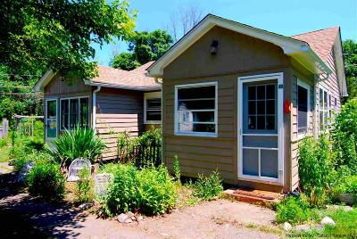 Kerhonkson Single Family Home Fully Executed Contract: 4 Friendly Circle