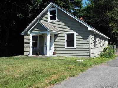 Saugerties Single Family Home For Sale: 186 Glasco Tpk