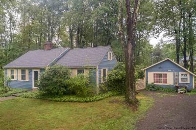 Woodstock Single Family Home Fully Executed Contract: 18 Playhouse Lane