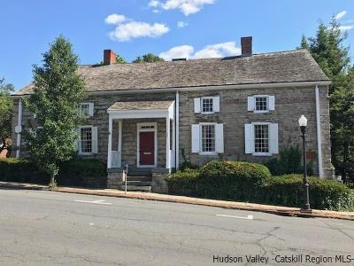 Ulster County Commercial For Sale: 94 North Front Street
