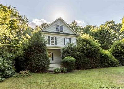 Shokan Single Family Home Fully Executed Contract: 36 Reservoir Road