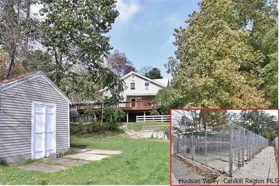 Saugerties Single Family Home Fully Executed Contract: 3539 Route 32
