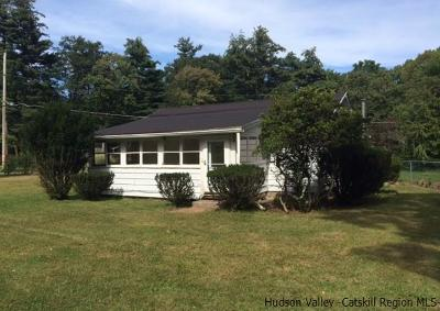 Napanoch Single Family Home Fully Executed Contract: 200 Continental Road