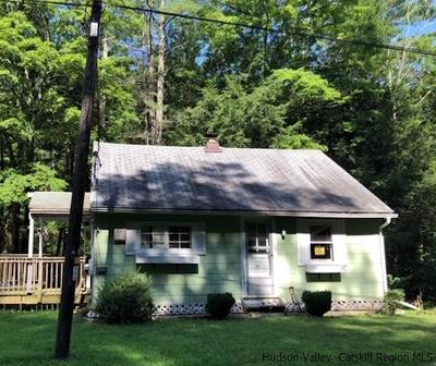 Hurley Single Family Home Accepted Offer Cts: 138 Thielpape Road