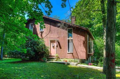 New Paltz Single Family Home Fully Executed Contract: 5 Pinecrest Road