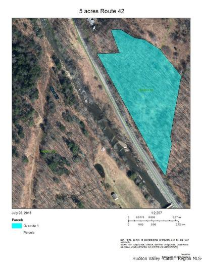 Greene County Residential Lots & Land For Sale: Route 42