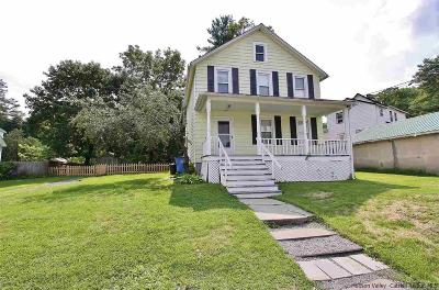 Ulster County Single Family Home Accepted Offer Cts: 12 Klingberg Avenue