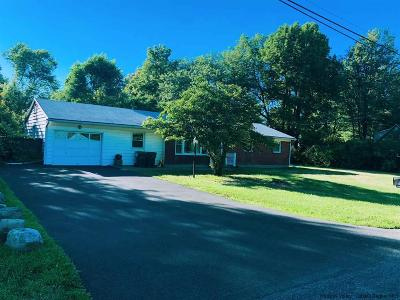 New Paltz Single Family Home Fully Executed Contract: 18 Apple Road