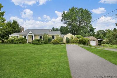 Ulster County Single Family Home Accepted Offer Cts: 1274 County Route 2