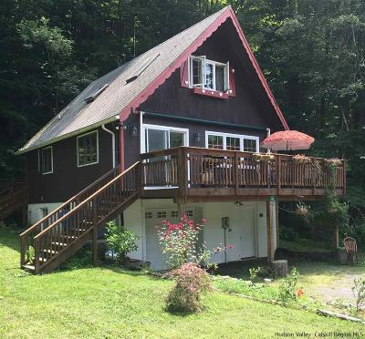 Greene County Single Family Home For Sale: 340 Diamond Notch Rd