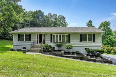 Marlboro Single Family Home Fully Executed Contract: 120 Old Post Road