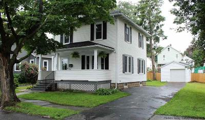 Kingston Single Family Home Fully Executed Contract: 221 W Chestnut Street