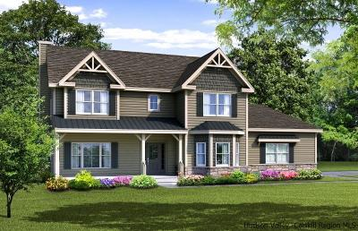 New Paltz NY Single Family Home For Sale: $519,900