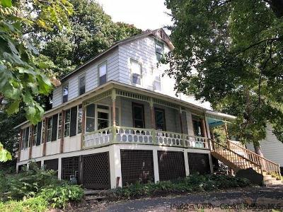 Kingston Single Family Home For Sale: 322 Hasbrouck Avenue