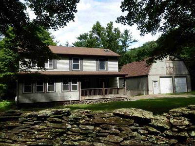 Ulster County Single Family Home For Sale: 2013 County Road 3