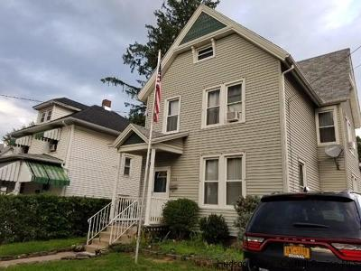 Ulster County Single Family Home For Sale: 154 Foxhall Avenue