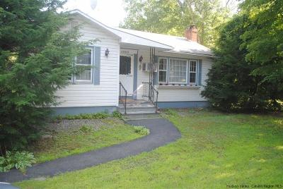 Ulster County Single Family Home For Sale: 1325 Rt 212