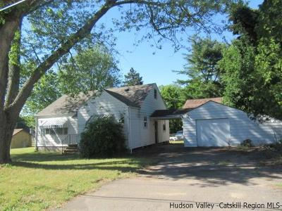 Ulster County Single Family Home Accepted Offer Cts: 1 Carle Terrace