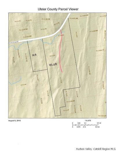 Ulster County Residential Lots & Land For Sale: 161a Hardenburgh Road