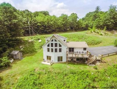Pine Bush Single Family Home Fully Executed Contract: 3852 State Route 52