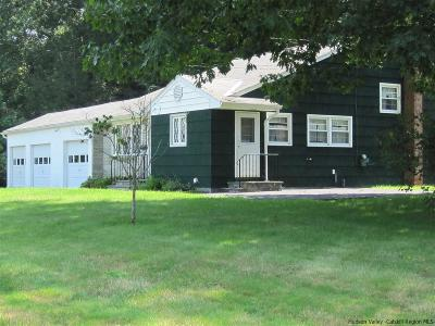 Saugerties Single Family Home For Sale: 2 Garden