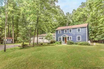 Stone Ridge Single Family Home For Sale: 146 Chestnut Hill Road