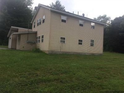 Ulster County Multi Family Home For Sale: 6 Milk Road