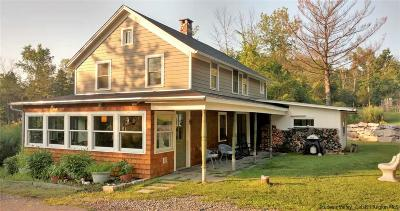 High Falls Single Family Home Fully Executed Contract: 693 County Route 6