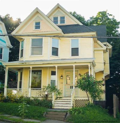 Kingston Single Family Home For Sale: 59 W Chester Street
