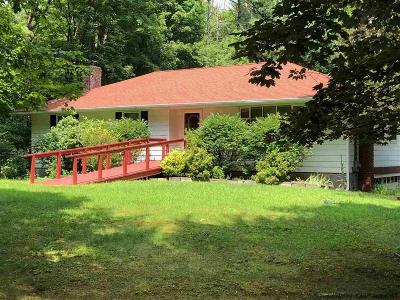 Kingston Single Family Home For Sale: 162 Sherman Road