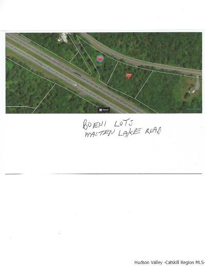 Residential Lots & Land For Sale: Wurtsboro Mountain Road