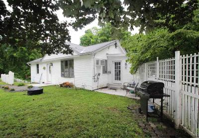 Milton Single Family Home Accepted Offer Cts: 614 South Road
