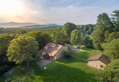 Saugerties Single Family Home Fully Executed Contract: 496 Old Stage Road